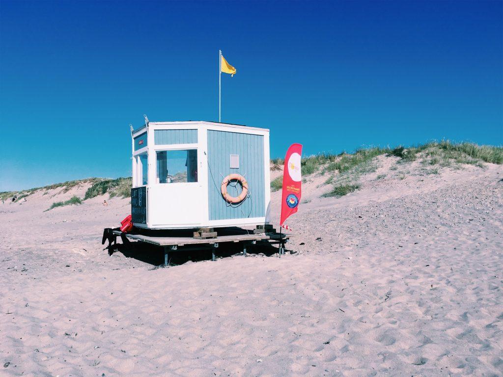 Lifeguard Liseleje Strand